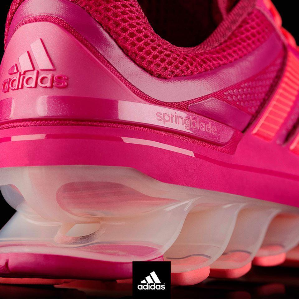 adidas springblade rosa valor