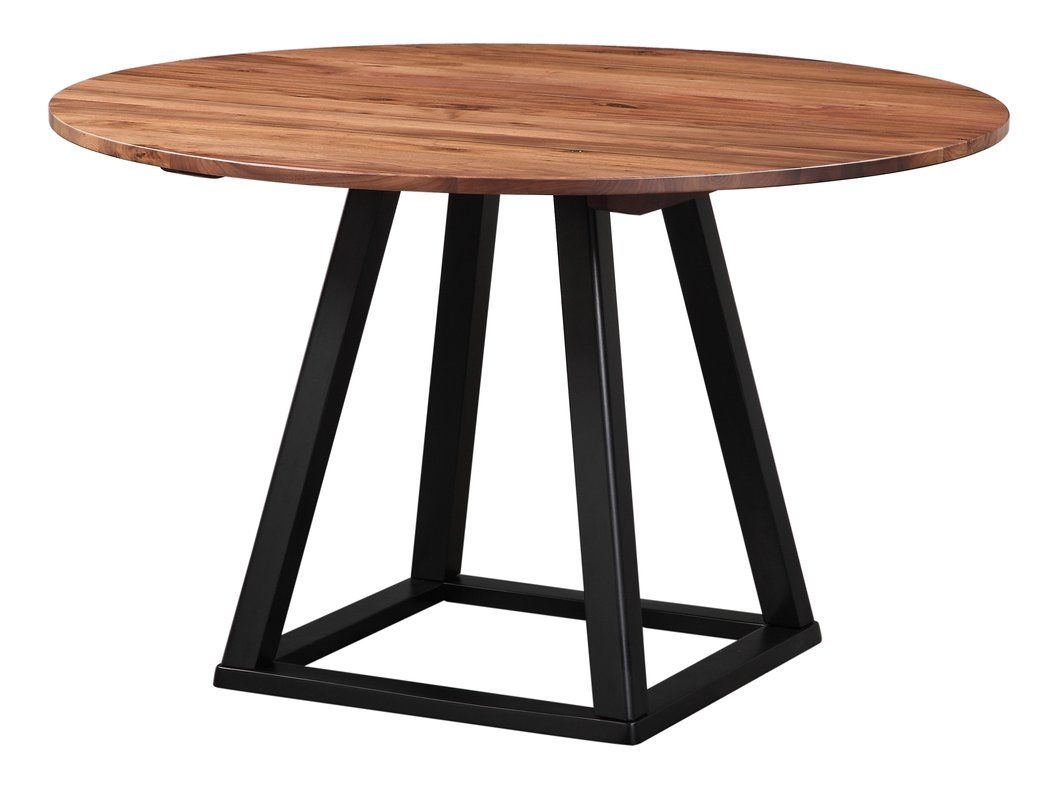 Beckville Round Dining Table Round Dining Table 48 Round Dining