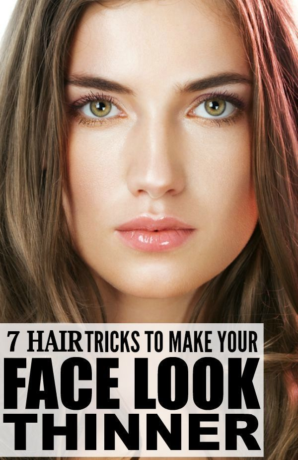 Beauty Chronicles 7 Hair Tricks To Make Your Face Look Thinner
