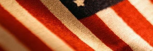 Abc bans american flag