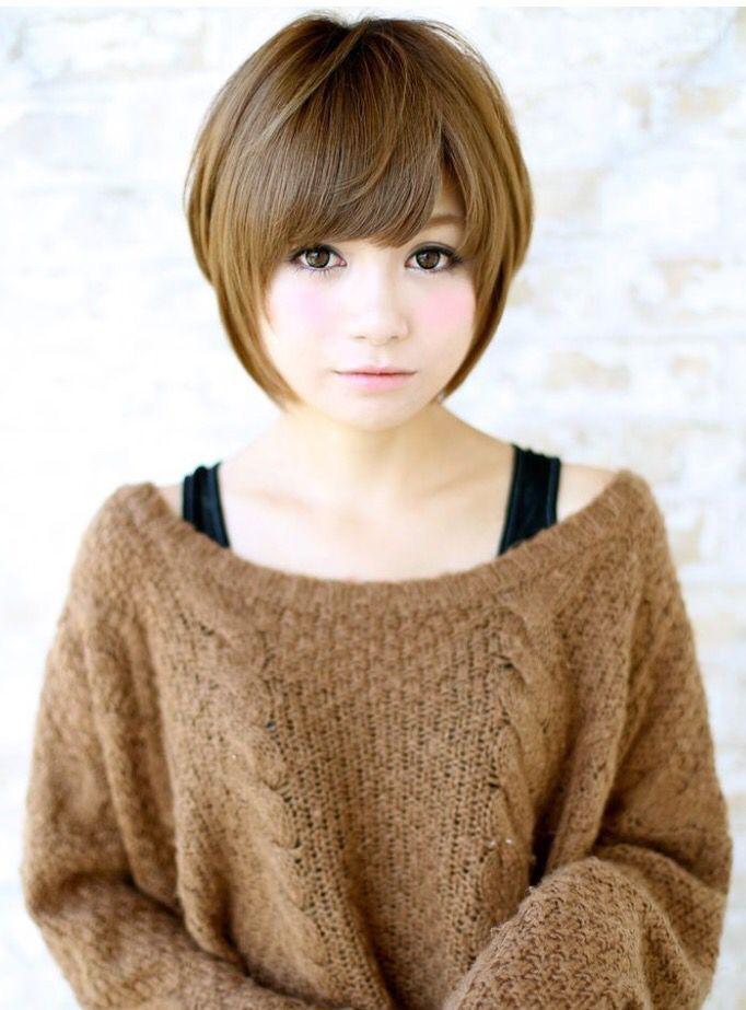 Corte de cabello para japonesas