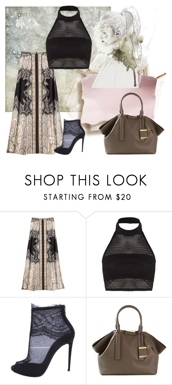 """""""Page 87"""" by chateaubeau on Polyvore featuring Etro, Boohoo, Dolce&Gabbana, Michael Kors, women's clothing, women, female, woman, misses and juniors"""