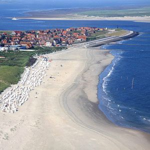 Baltrum - Ferienwohnungen Eilers - Nordsee Insel :: Insel Baltrum
