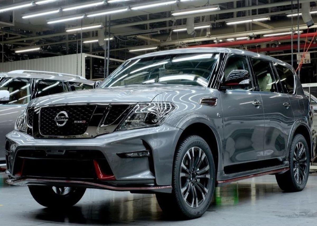 Nissan Patrol 2020 Interior Best Car 2019 New Release Nissan Patrol New Nissan Nissan