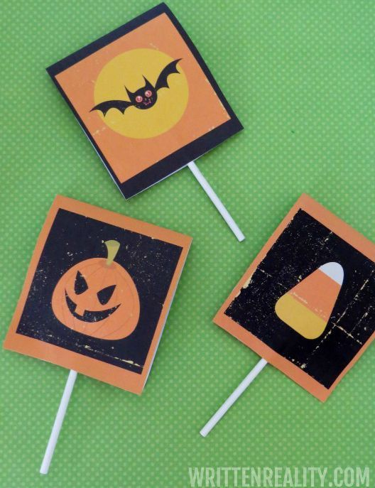 Halloween Candy Wrappers Fun halloween treats, Free printable and - halloween candy treat ideas