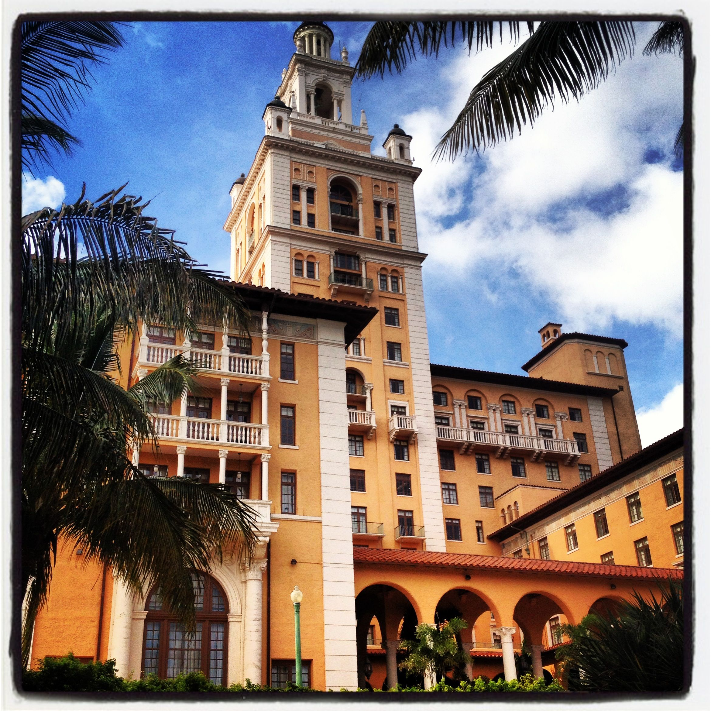 Biltmore Hotel Coral Gables Places 've