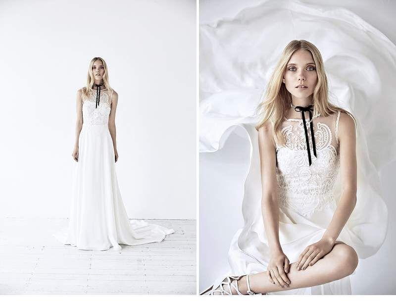 Wild und Modern - die neue Brautkleider Kollektion von Suzanne Harward