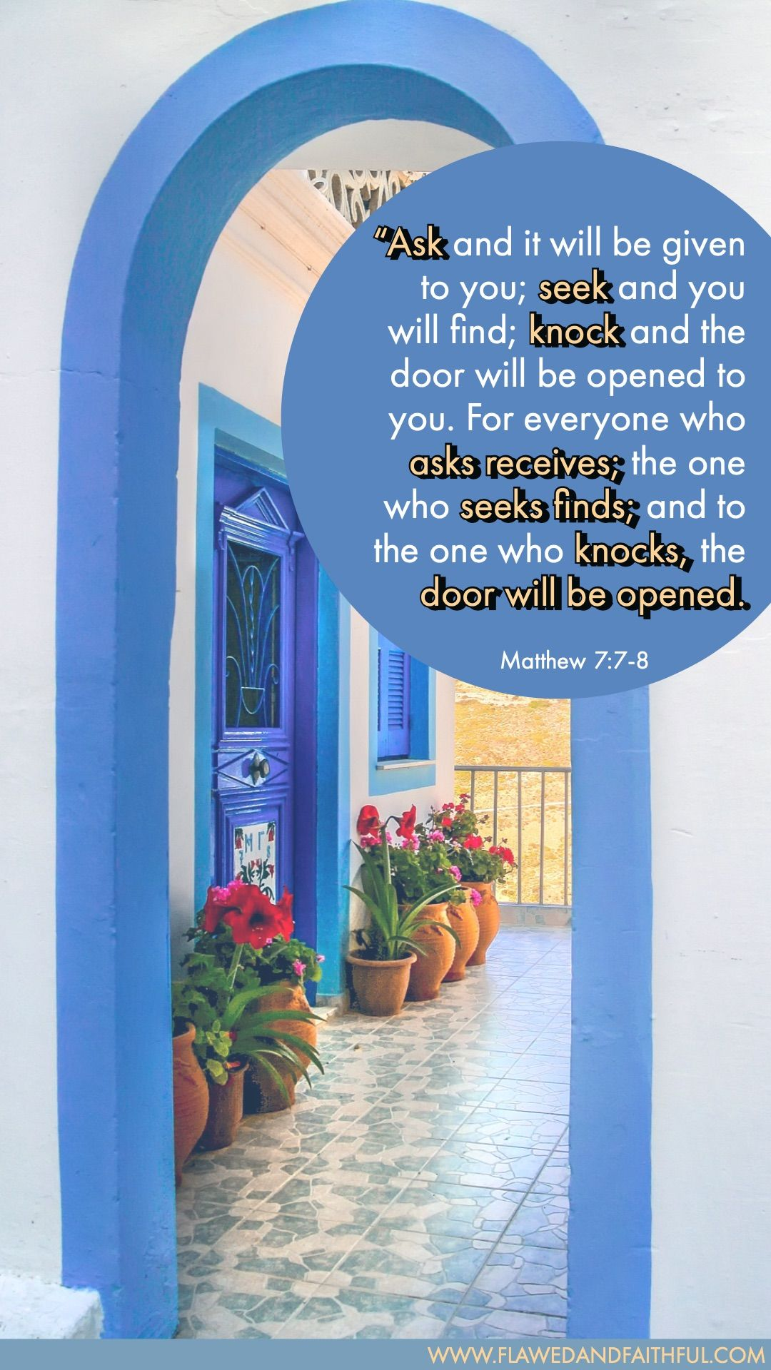Ask Seek Knock And Receive Find And The Door Will Open God Encouragement Childlike Faith Christian Blogs
