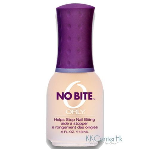 Nail Biting Artinya: NO Bite Nail Bite Deterrent- Helps Stop Nail Biting [Orly