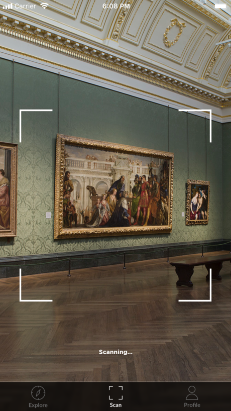 SMARTIFY: Scan & Discover art on the App Store | MUSEUM