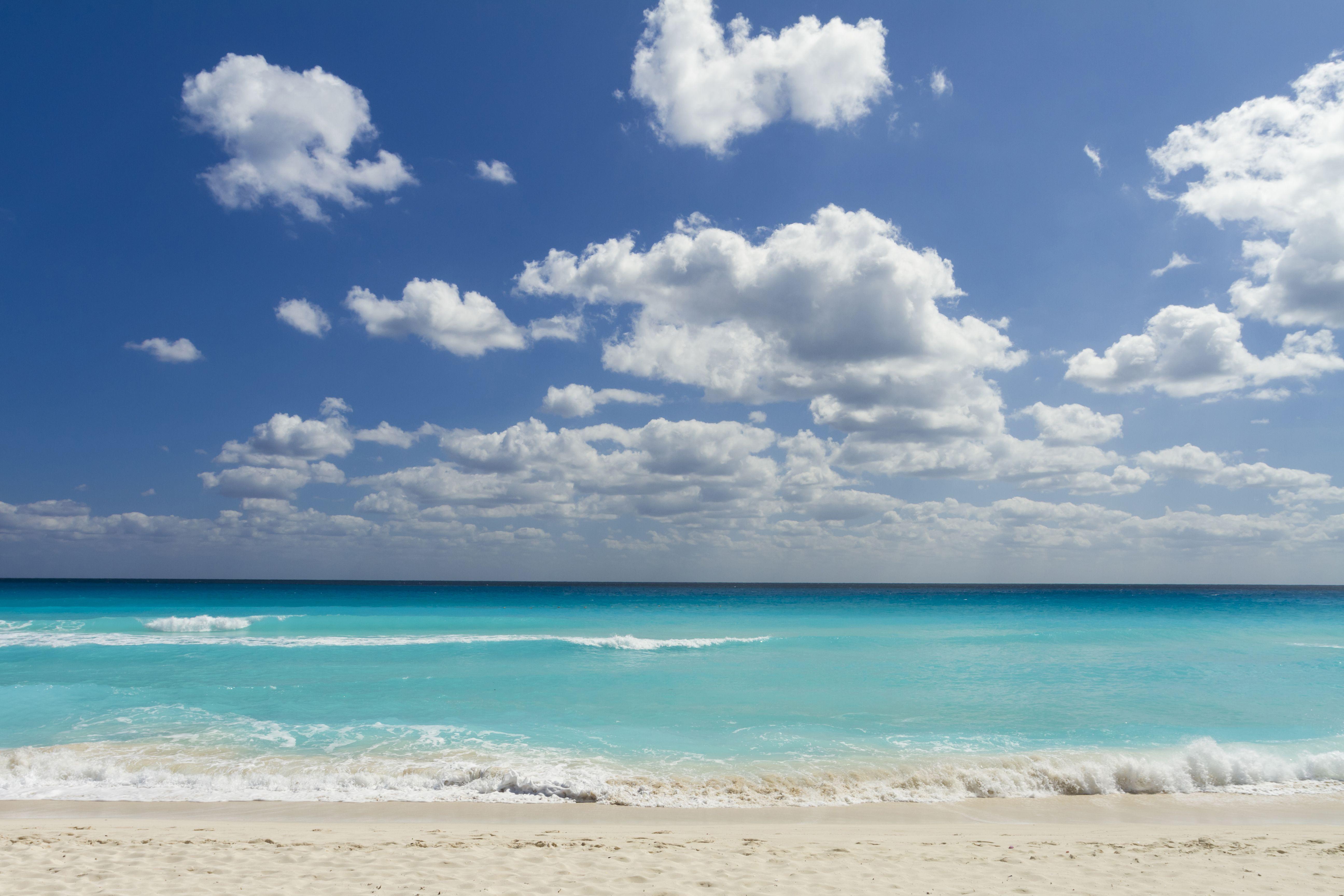 What's your favorite color? At #SandosCancun you'll be blown away by our fine white sand and turquoise water.   ¿Cuál es tu color favorito? En #SandosCancun vas a quedar fascinado de con nuestra fina arena blanca y agua turquesa.