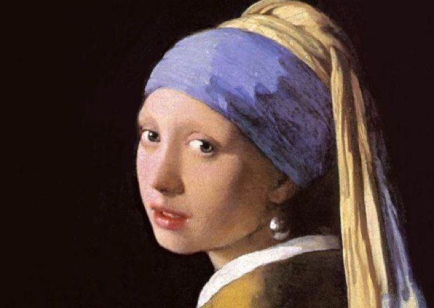 Great Art - Girl with Pearl Earring