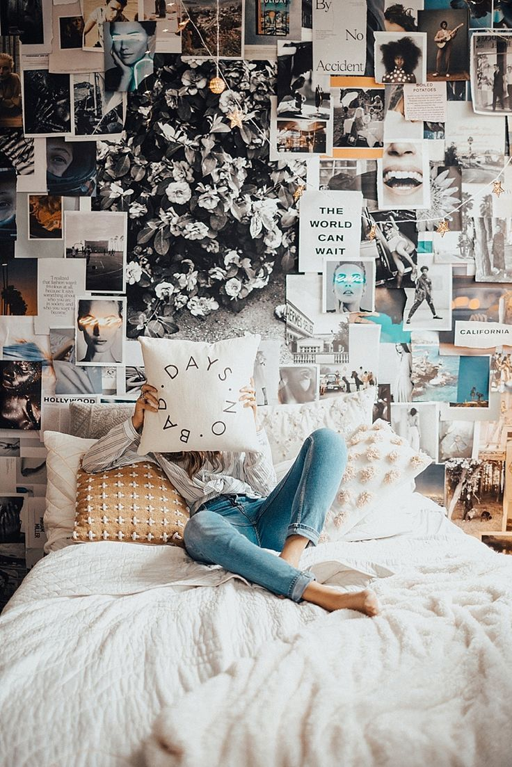 From The Inside Out Photo Walls Bedroom Girl Bedroom Designs