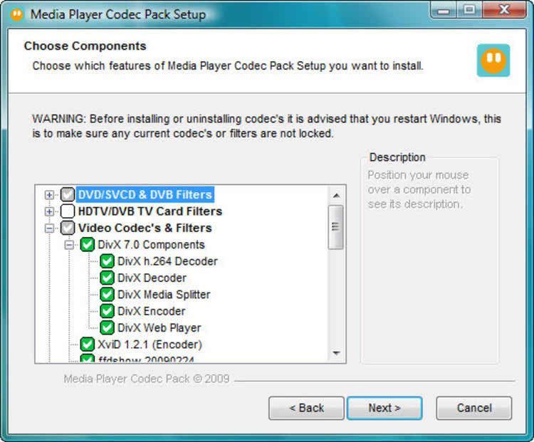 Download Yify Codec Pack Zip v1 1 | Free crack file download | Video