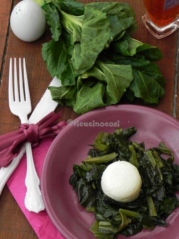 uovo in tazzina