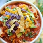 Permalink to: Chicken Tortilla Soup