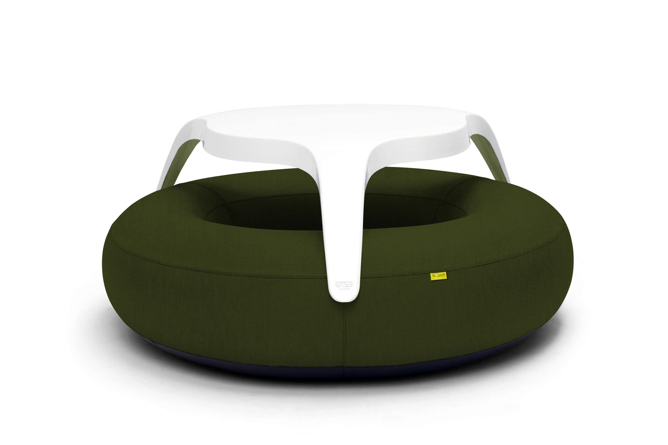 Original Design Bench And Table Set Inflatable For