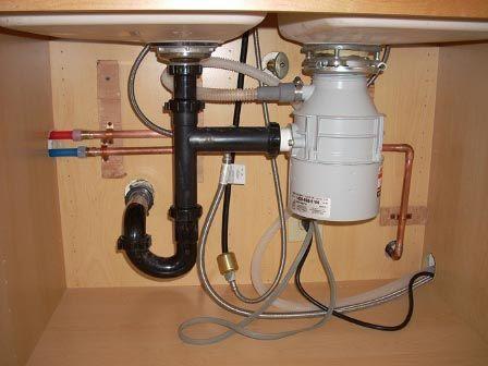 kitchen sink plumbing kitchen sink