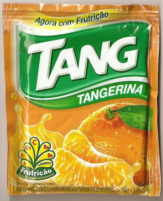 Tangerine Tang Tang Drink Mixed Drinks Peach