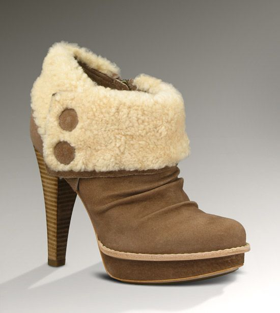 31e9d3d21f9 Georgette Ugg. Always thought Uggs were ugly, not sure why these ...