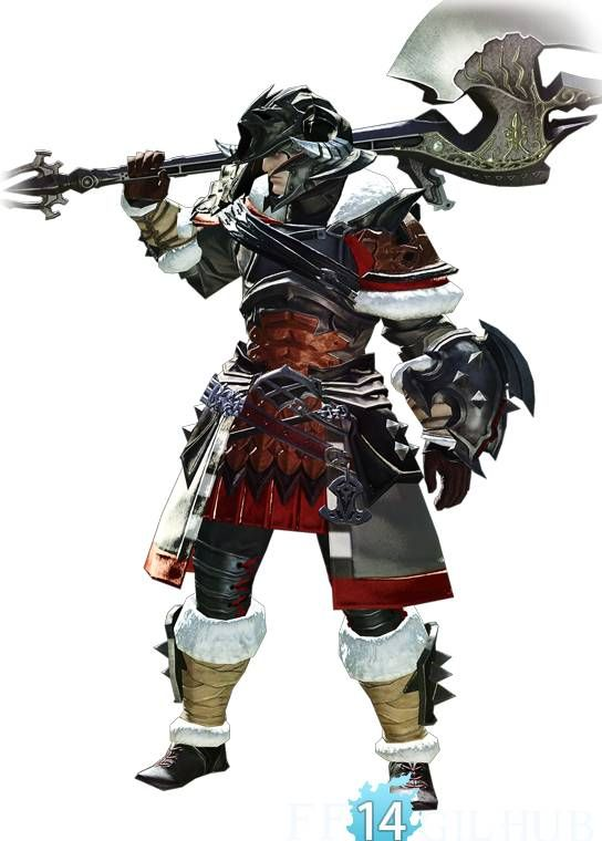 Warrior is considered the BEST tank in the Final Fantasy XIV   Final