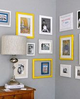 How To Hang Frames Without Nails Diy Gallery Wall Gallery Wall