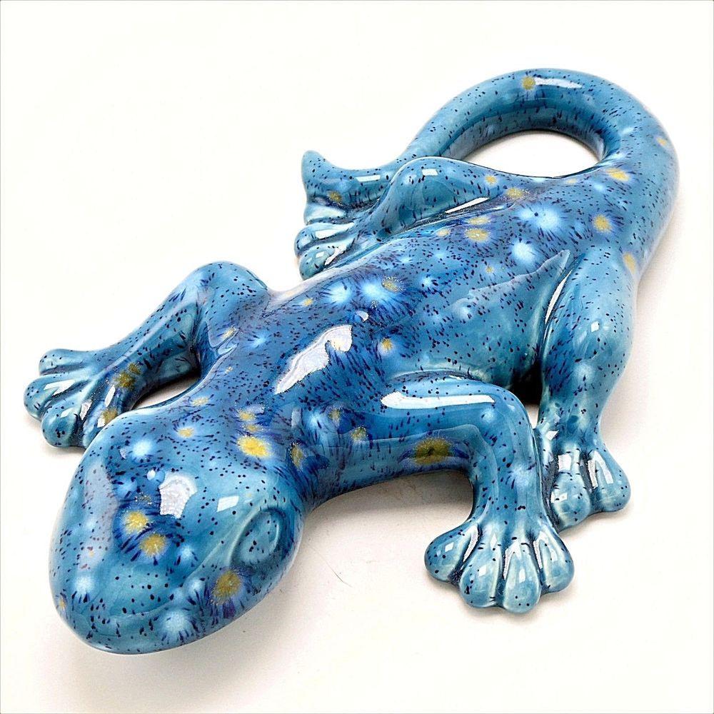 Southwest gecko lizard turquoise