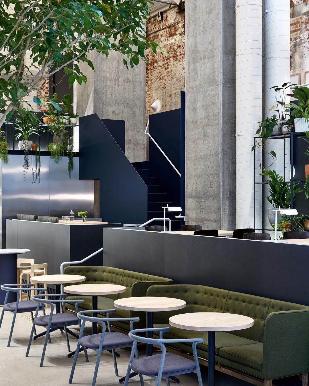 650 little bourke street melbourne new melbourne cafe for Innendekoration restaurant