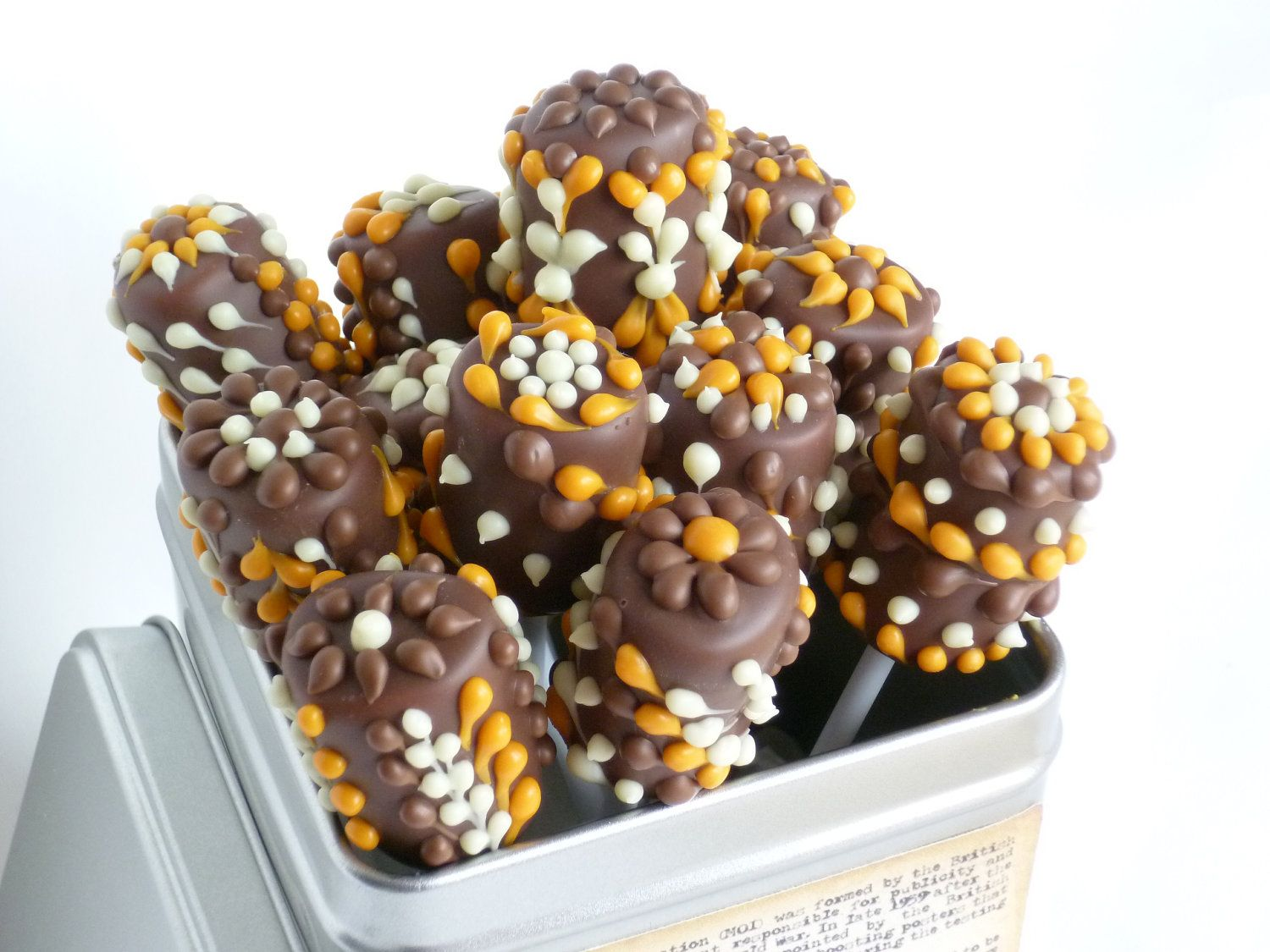 Or these...apparently these are called Carla Lollipops...got to have them!