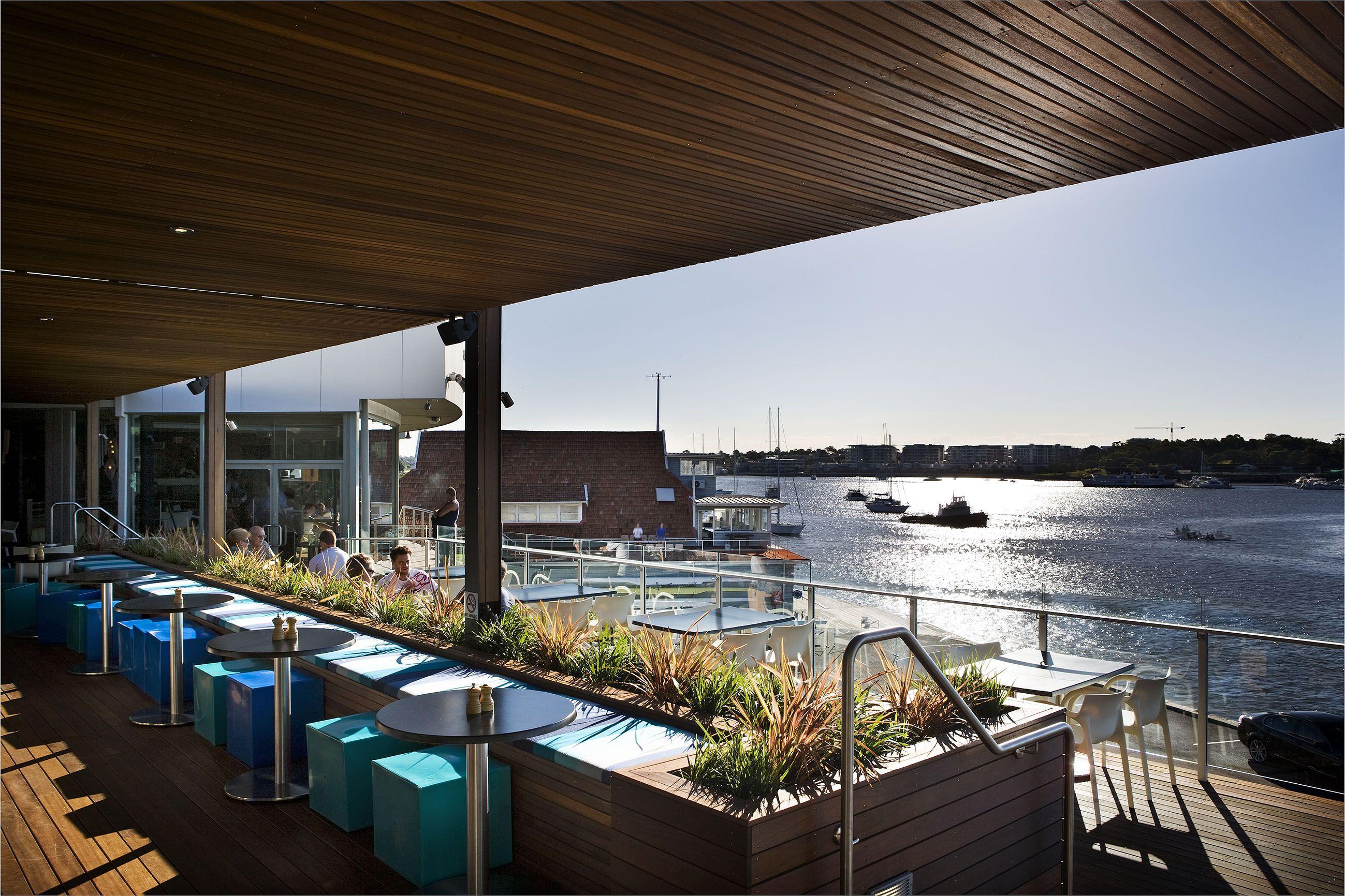 Sydney Rowing Club Restaurants