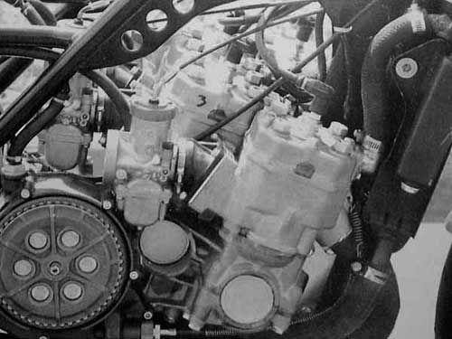 Kawasaki KR750 stepped 4 cylinder 2 stroke | rare classics