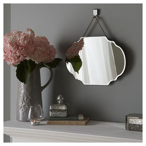 Tesco Direct Fox Amp Ivy Vintage Hanging Mirror Living