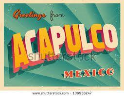 50S TYPOGRAPHY ACAPULCO