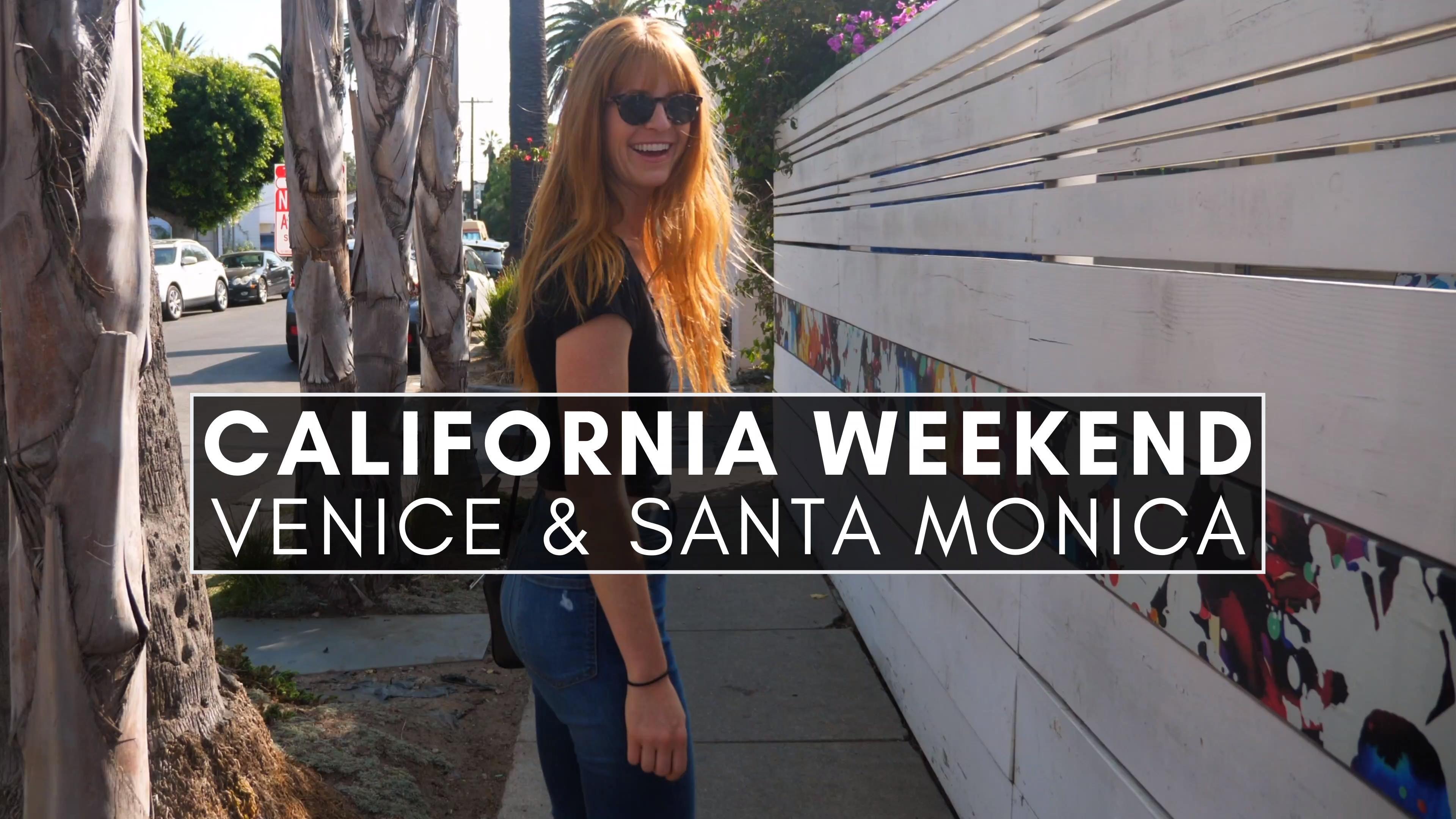 We explored Santa Monica & Venice, as well as the beaches & Abbot Kinney Blvd.    #santamonica #venicebeach #beverlyhills #santamonicapier #westhollywood #hollywoodhills #culvercity #santamonicabeach #hermosabeach #hollywood #marinadelrey #malibu #calabasas #dtla #hollywoodlife #californiadreaming #lalife #westwood #la #manhattanbeach #silverlake #losangeles_la #californialiving #brentwood #pacificpalisades #woodlandhills #lax #belair #redondobeach #northhollywood