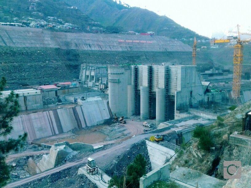 Civil engineering Neelum Jhelum hydropower project