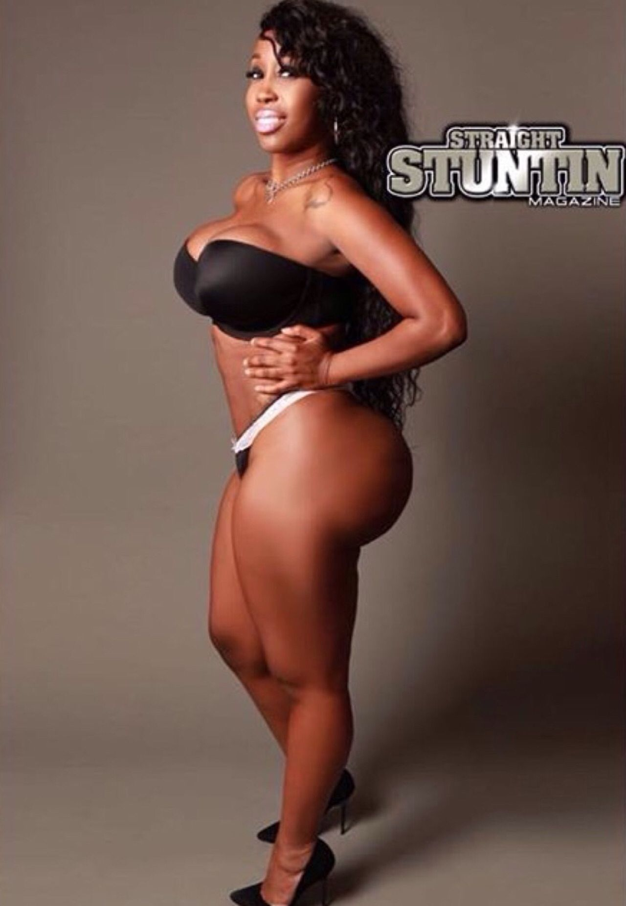 Big black ebony women