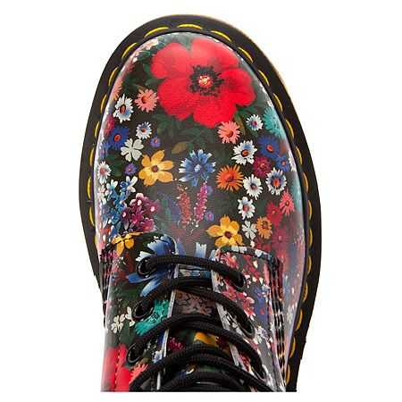 Dr. Martens 101 6-Eye Boot | Women's - Multi Wanderlust Softy - FREE SHIPPING at OnlineShoes.com
