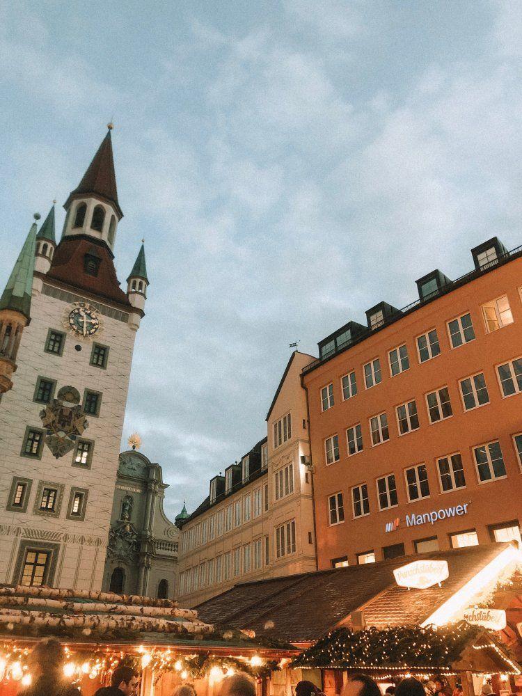 Best german christmas markets in munich brown eyed