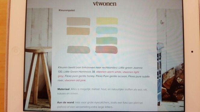 Uitslag Anna interieur stijlen test VT Wonen (2) | Interieuradvies ...