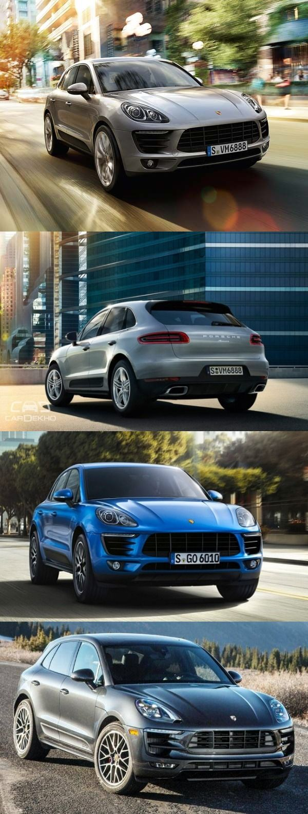 Porsche Macan R4 Launched in India; Priced at INR 76.84