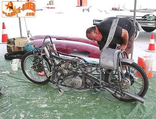The World Fastest Indian Burt Munro Motos