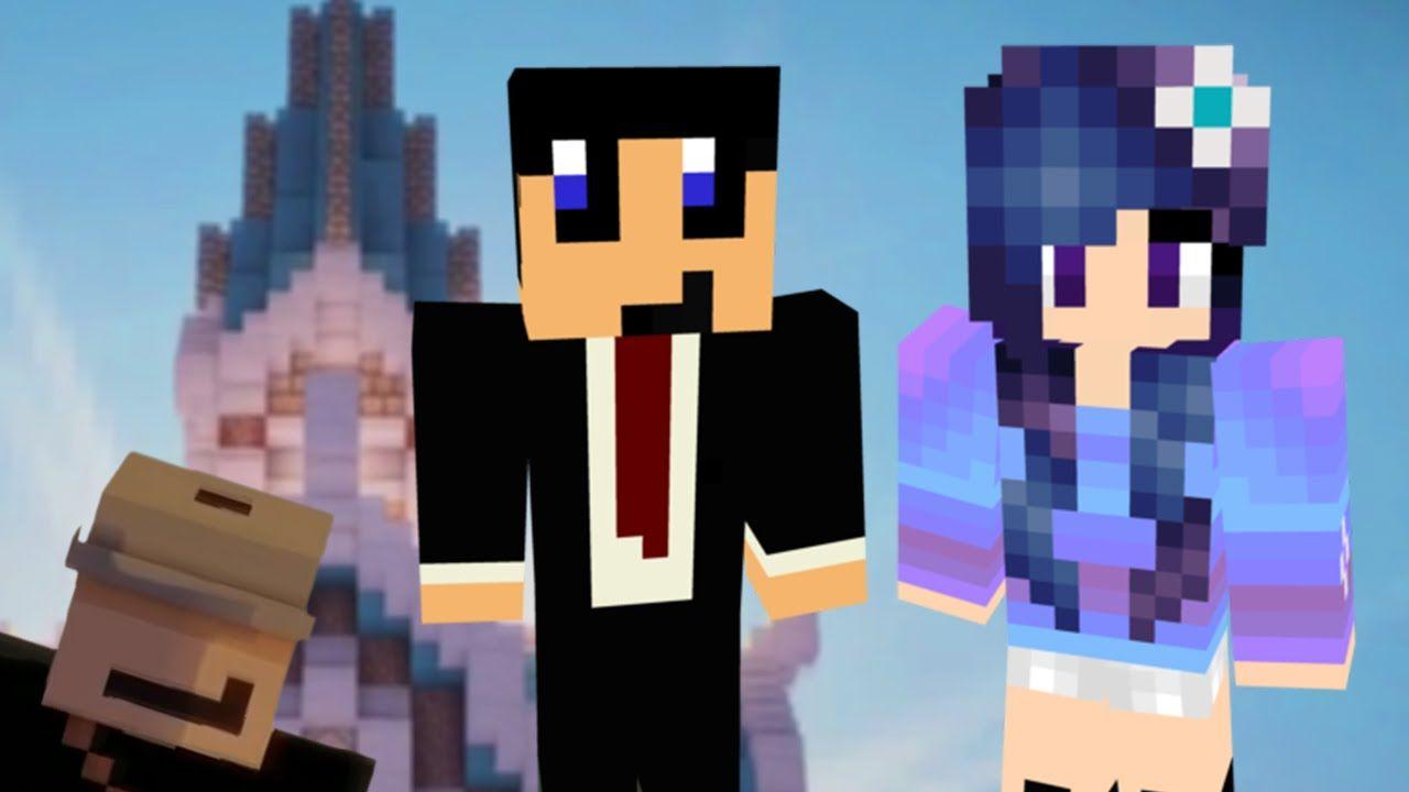 "Ariana Grande ft. Iggy Azalea - ""Problem"" Minecraft PARODY"