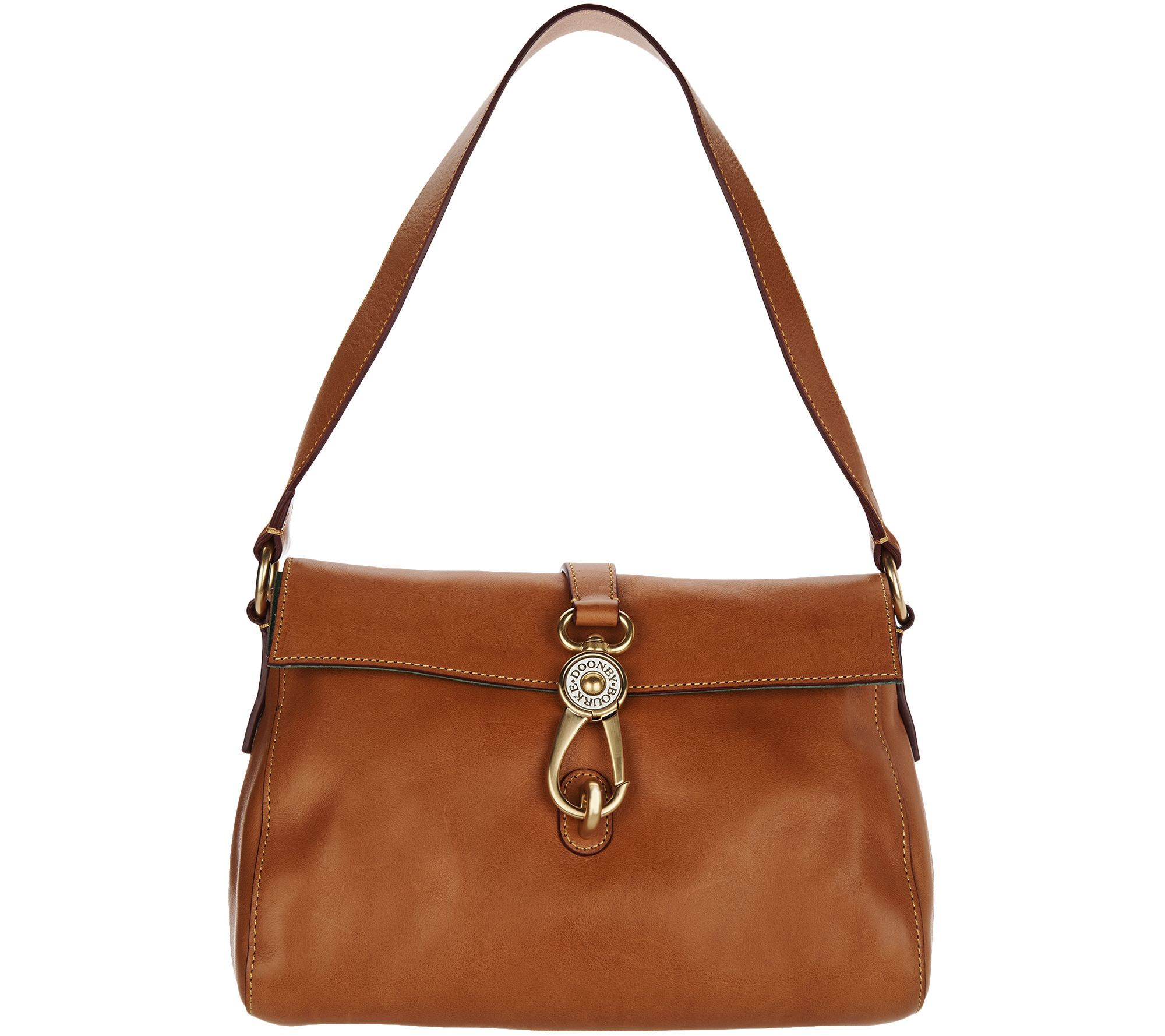 4014b77207b Dooney   Bourke Florentine Hobo Handbag -Libby - Page 1 — QVC.com