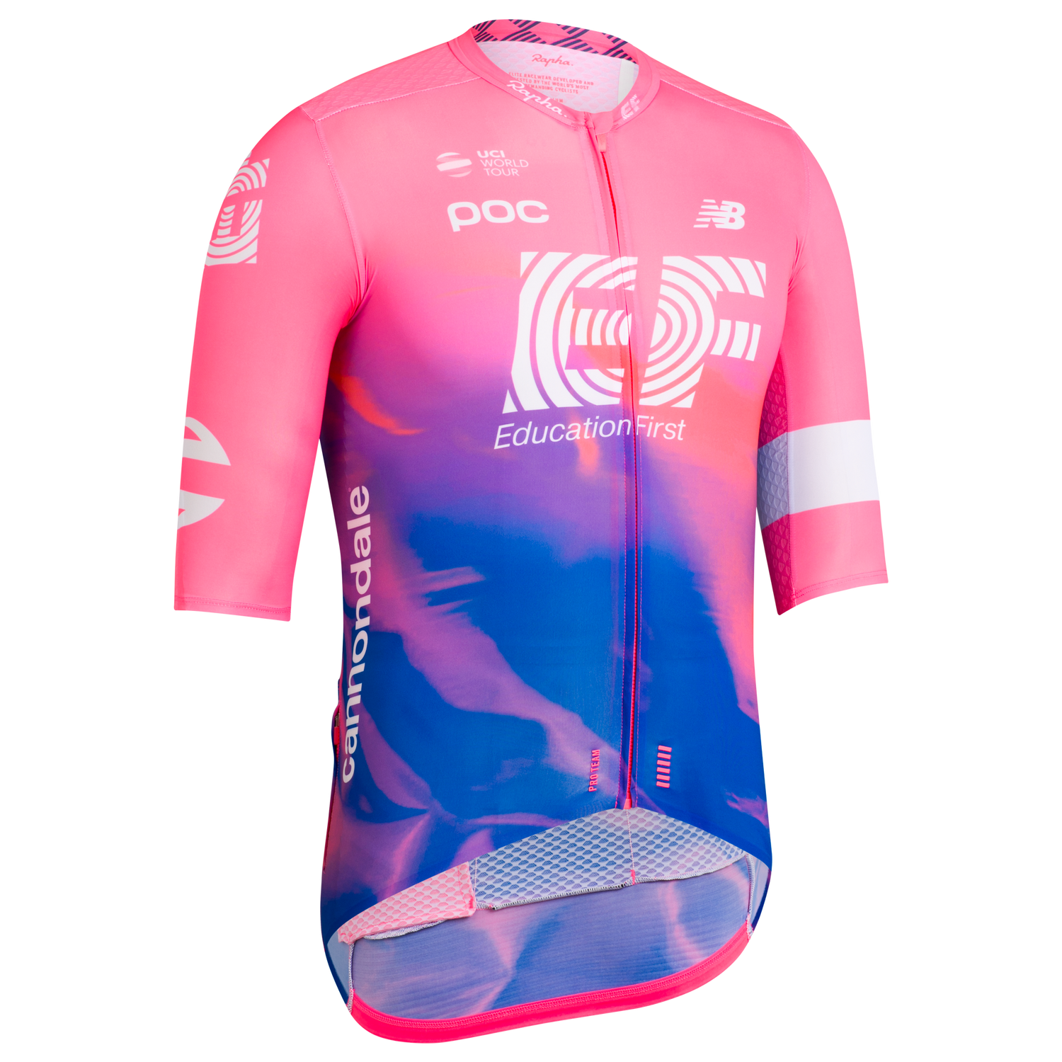 EF Education First Pro Team Aero Jersey in 2019  3642650c9