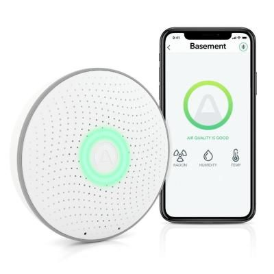 Airthings Wave Smart Radon DetectorCOR2900A Indoor air