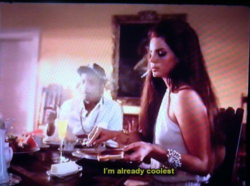 Lana del Rey's National Anthem video