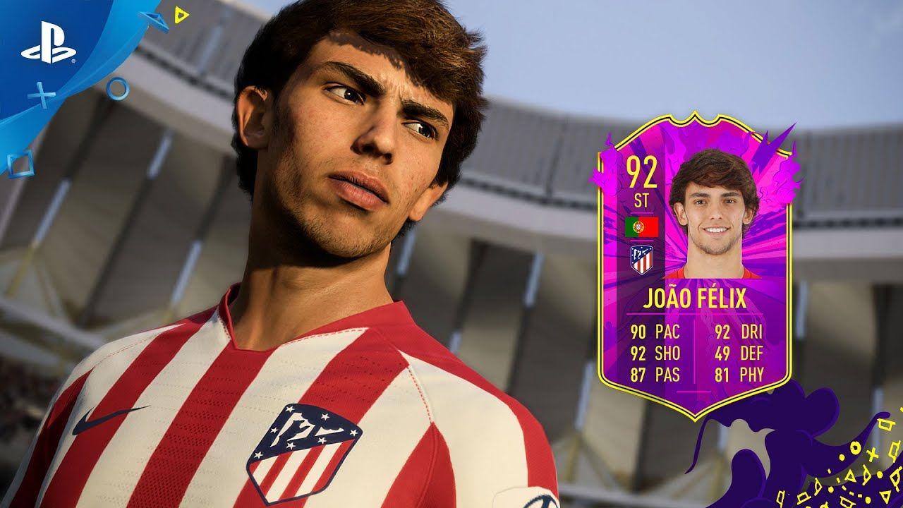 FIFA 20 Ultimate Team Future Stars PS4 in 2020 Fifa
