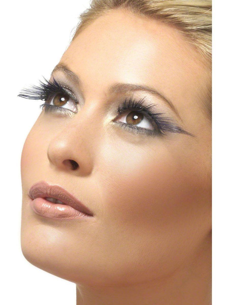 beautiful eyelashes Dramatic eye makeup, Eyelashes