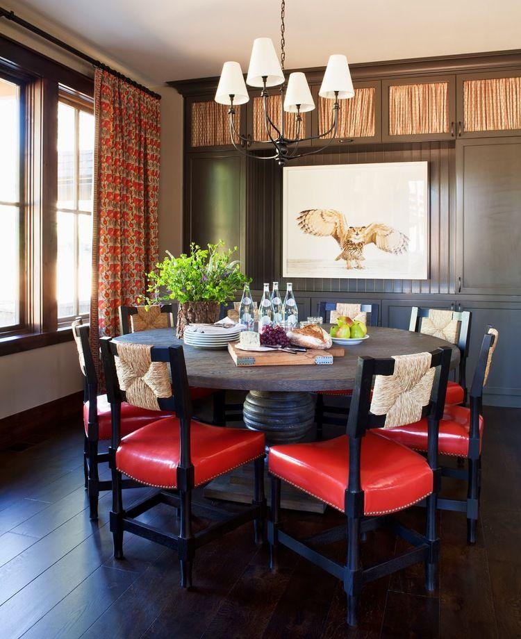 Lake Tahoe Dining Room Set Glamorous The Getaway A Lake Tahoe Retreat From San Francisco Designer Review