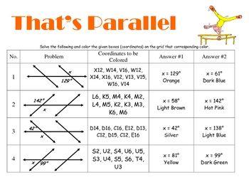 Worksheet 3 Parallel Lines Cut By A Transversal.pdf - Google Drive